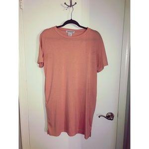 Cotton Emporium - Rose T-shirt Dress